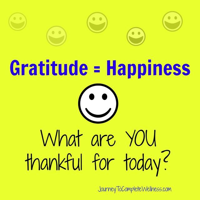 gratitudehappiness